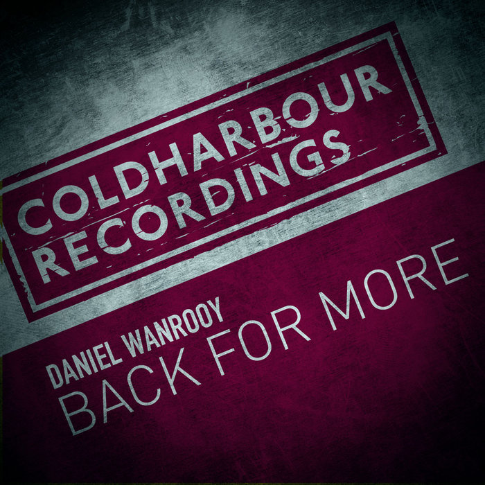 DANIEL WANROOY - Back For More