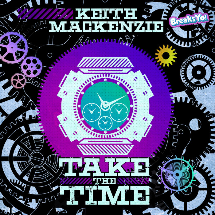 KEITH MACKENZIE - Take The Time