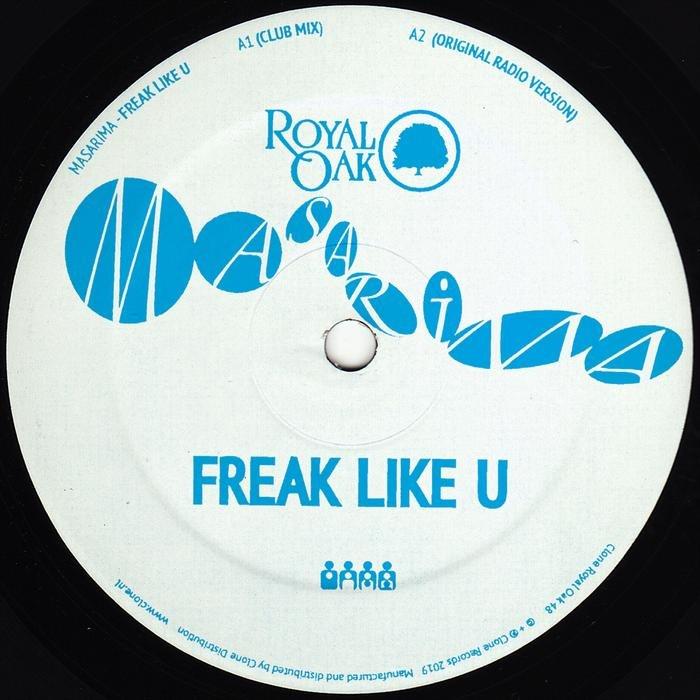 MASARIMA - Freak Like U