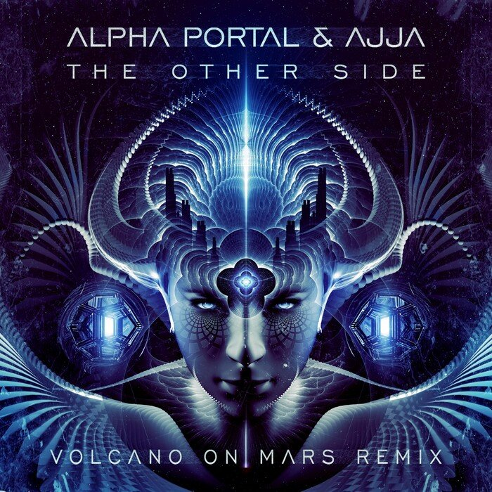 ALPHA PORTAL/AJJA - The Other Side (Volcano On Mars Remix)