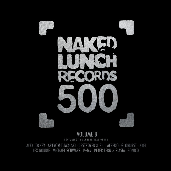 VARIOUS - Naked Lunch 500 Vol 8