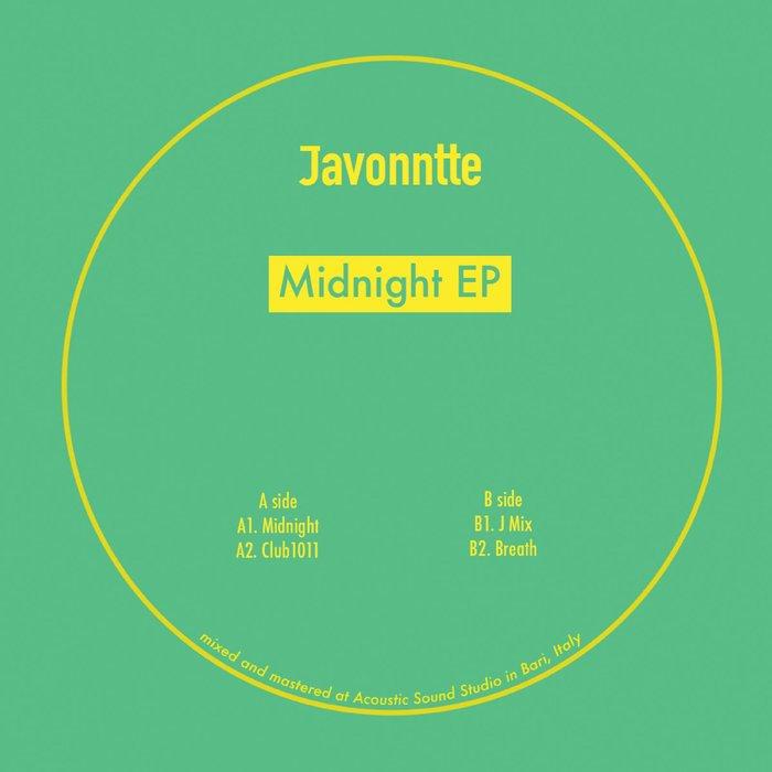 JAVONNTTE - Midnight EP