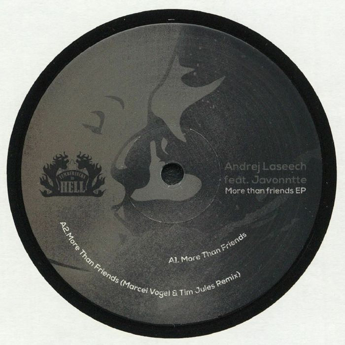ANDREJ LASEECH feat JAVONNTTE - More Than Friends EP