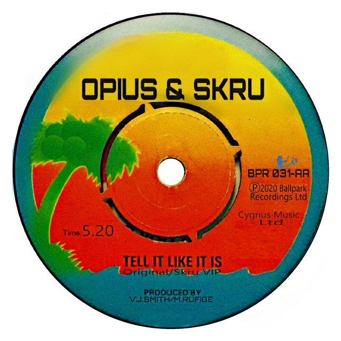 OPIUS & SKRU - Tell It Like It Is