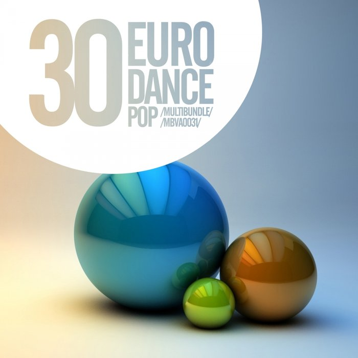 VARIOUS - 30 Euro Dance Pop Multibundle