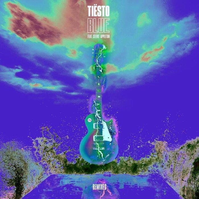 TIESTO feat STEVIE APPLETON - BLUE (Remixes)