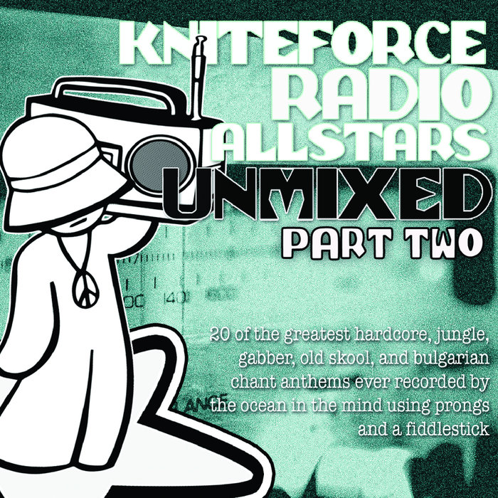 VARIOUS - Kniteforce Radio All Stars Vol  2