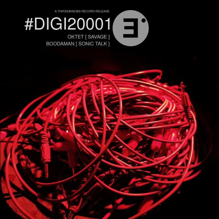 OKTET/BOODAMAN - #Digi20001