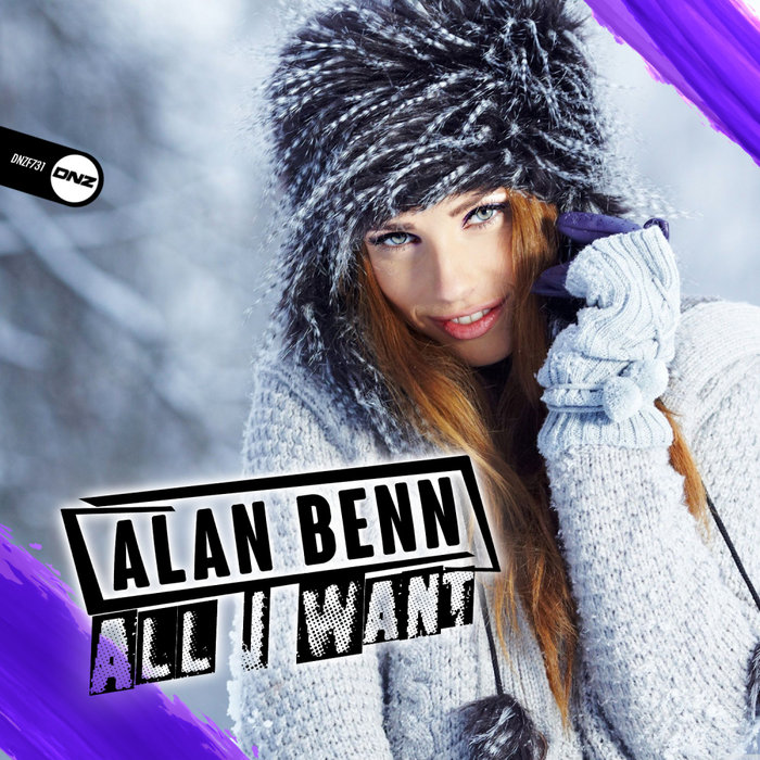 ALAN BENN - All I Want