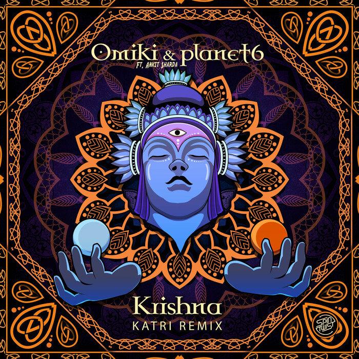 OMIKI/PLANET 6 feat ANKIT SHARDA - Krishna