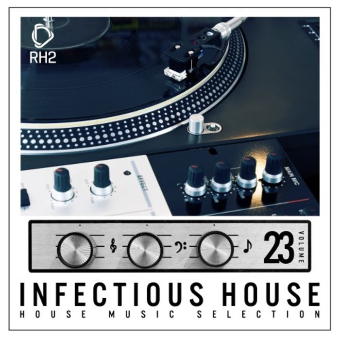 VARIOUS - Infectious House Vol 23
