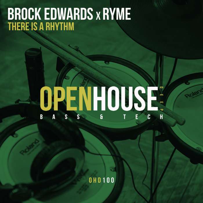 RYME/BROCK EDWARDS - There Is A Rhythm