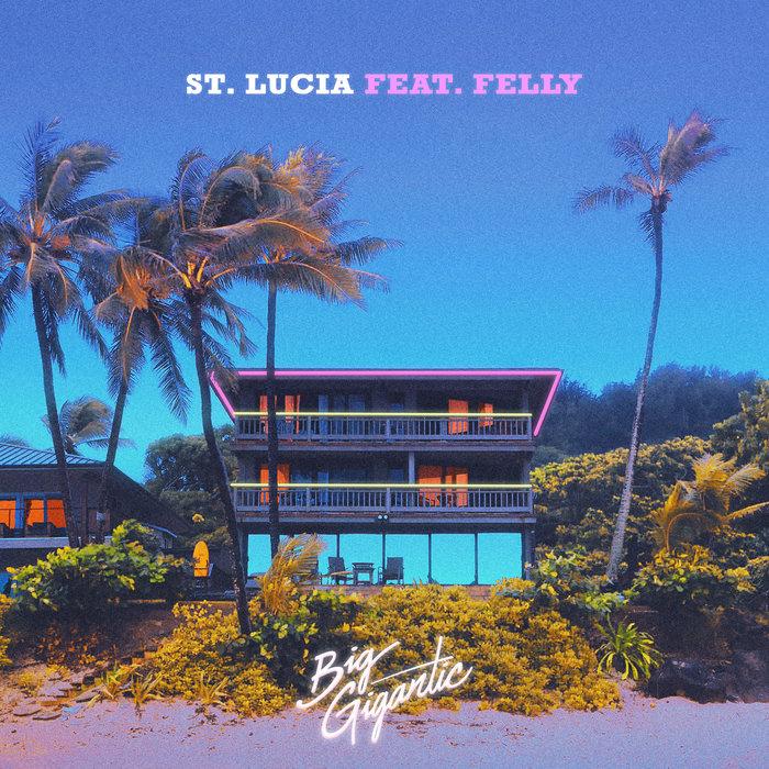 "Big Gigantic  ""St Lucia"" feat. Felly ile ilgili görsel sonucu"
