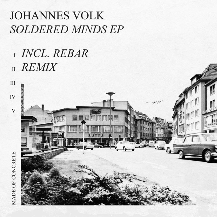 JOHANNES VOLK - Soldered Minds