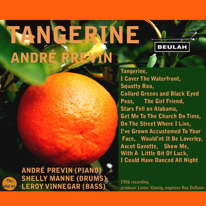 ANDRE PREVIN/SHELLY MANNE/LEROY VINNEGAR - Tangerine