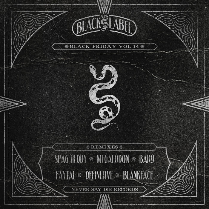 VARIOUS - Black Friday Vol 14