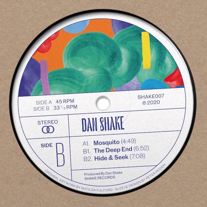 DAN SHAKE - Mosquito