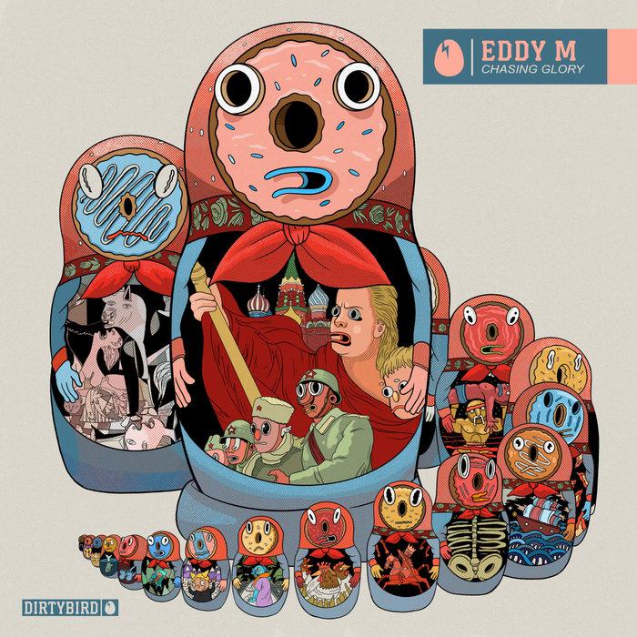 EDDY M - Catching Glory