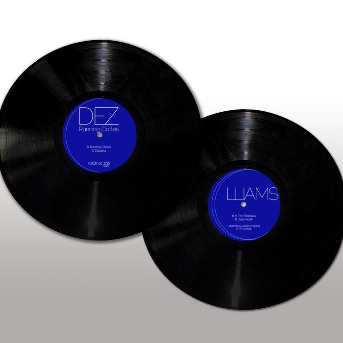 DEZ WILLIAMS - Running Circles
