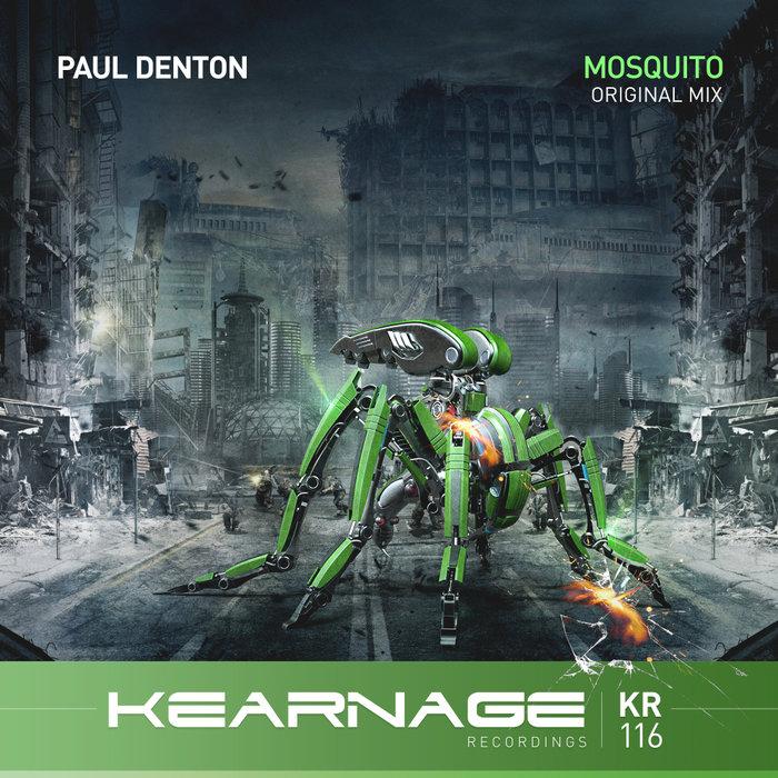 PAUL DENTON - Mosquito