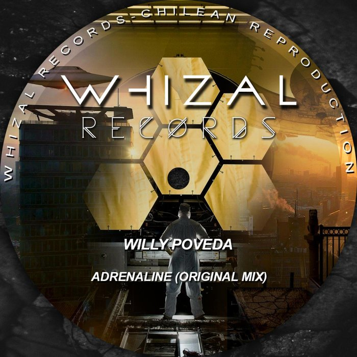 WILLY POVEDA - Adrenaline