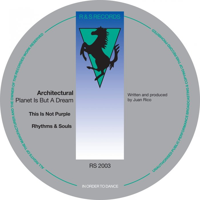 ARCHITECTURAL - Planet Is But A Dream