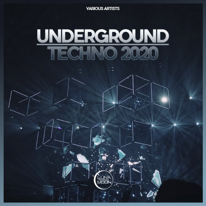 VARIOUS - Underground Techno 2020