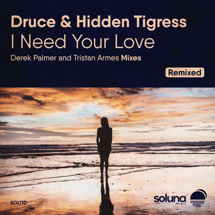 DRUCE/HIDDEN TIGRESS - I Need Your Love (Remixed)