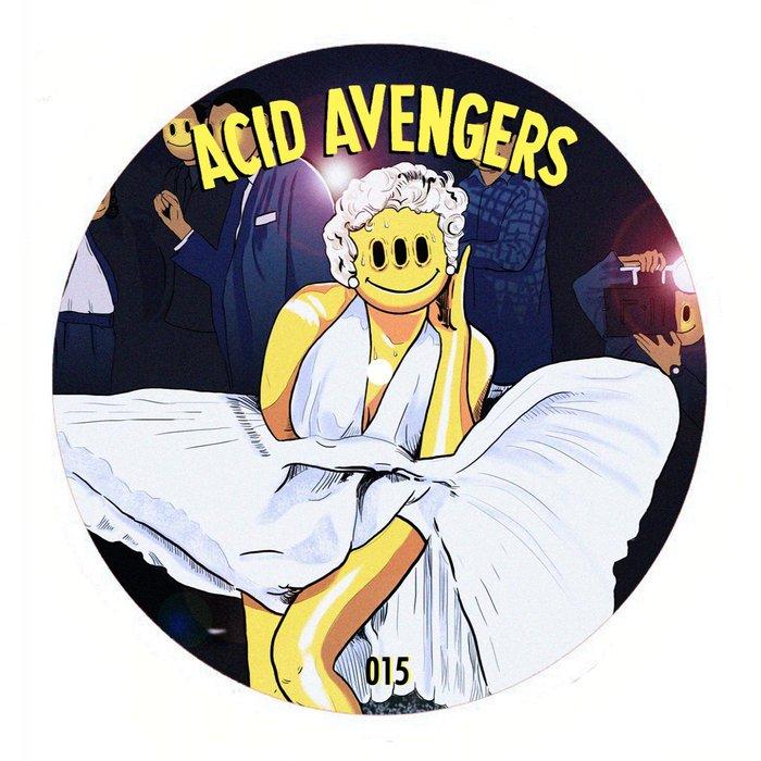 PERSEUS TRAXX/MANTRA - Acid Avengers 015