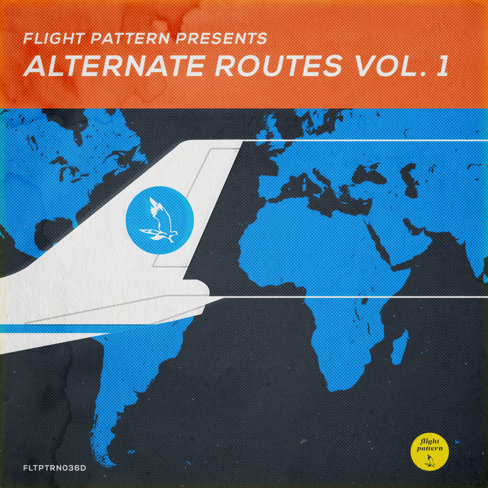 FLACO/BEN SOUNDSCAPE/PHASE 2 AND DRAMATIC feat COLLETTE WARREN - Alternate Routes Vol 1