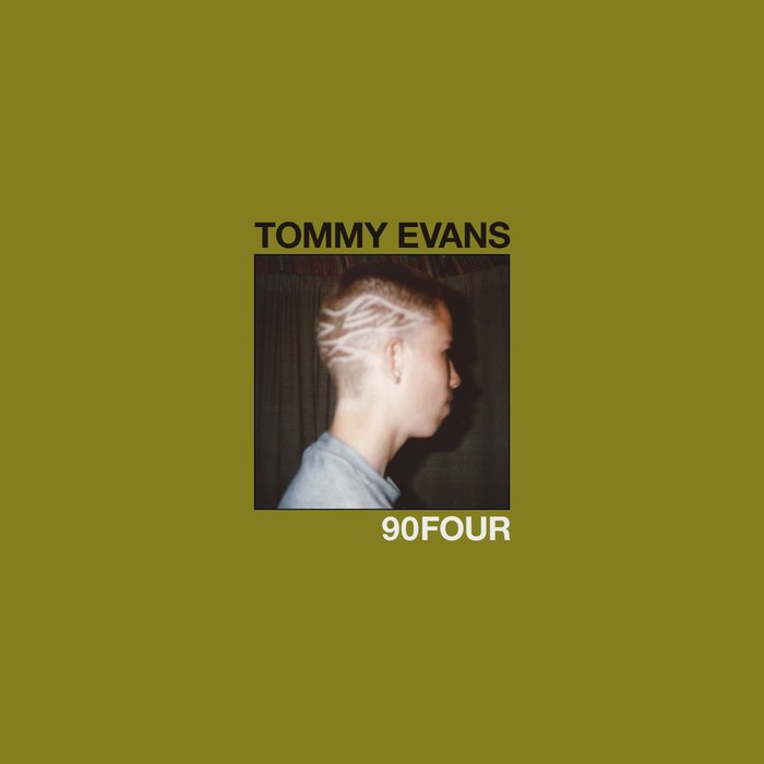 TOMMY EVANS - 90Four