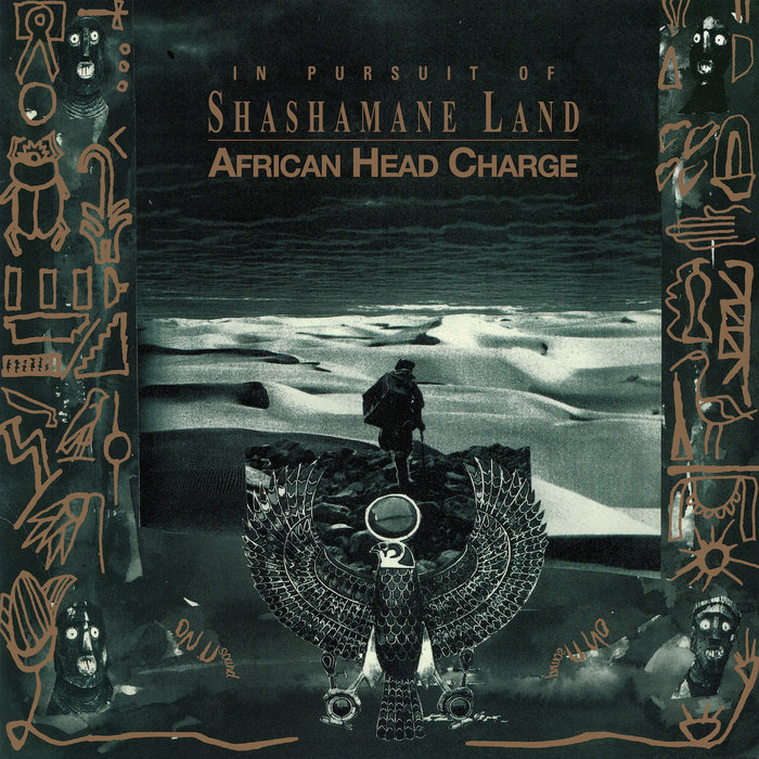 AFRICAN HEAD CHARGE - In Pursuit Of Shashamane Land