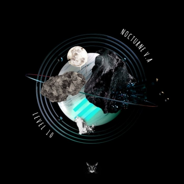 VARIOUS - Black Kat Nocturne Va Level 10