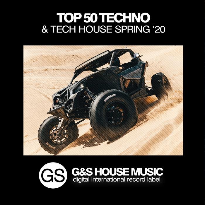 VARIOUS - Top 50 Techno & Tech House (Spring '20)