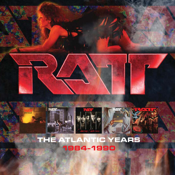 RATT - The Atlantic Years 1984-1990