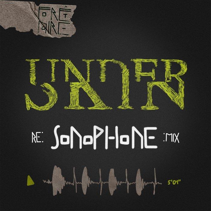 FORET NOIRE - Underskin (Sonophone Remix)