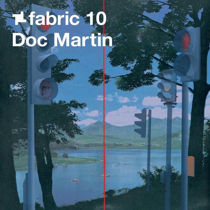 VARIOUS - Fabric 10/Doc Martin