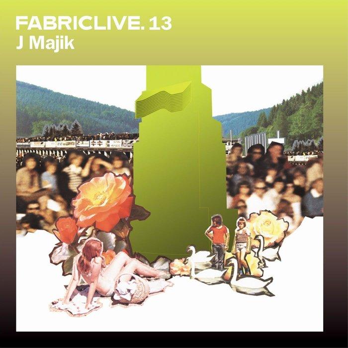 VARIOUS - Fabriclive 13/J Majik
