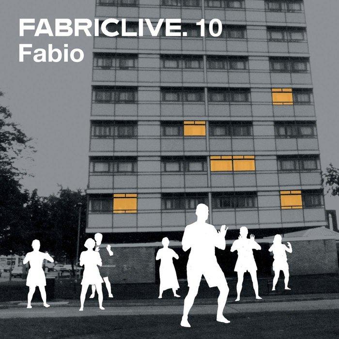 VARIOUS - Fabriclive 10/Fabio
