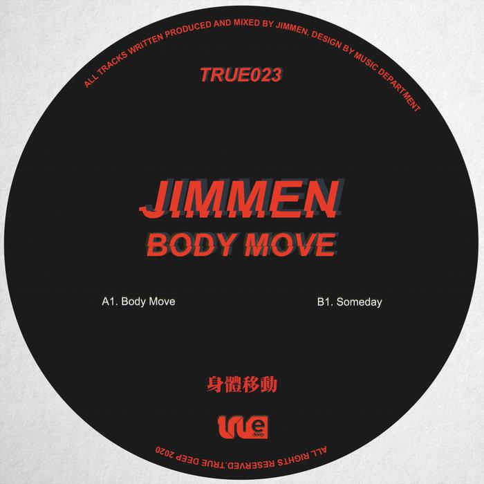 JIMMEN - Body Move