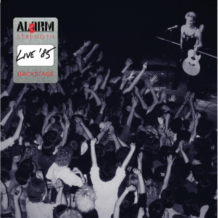 THE ALARM - Live '85 (Live At The Boston Orpheum, 1985)