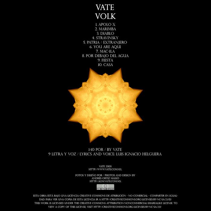 VATE - Volk (Remastered)