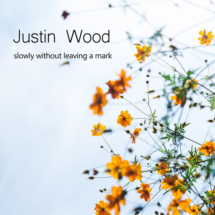 JUSTIN WOOD - Slowly Without Leaving A Mark