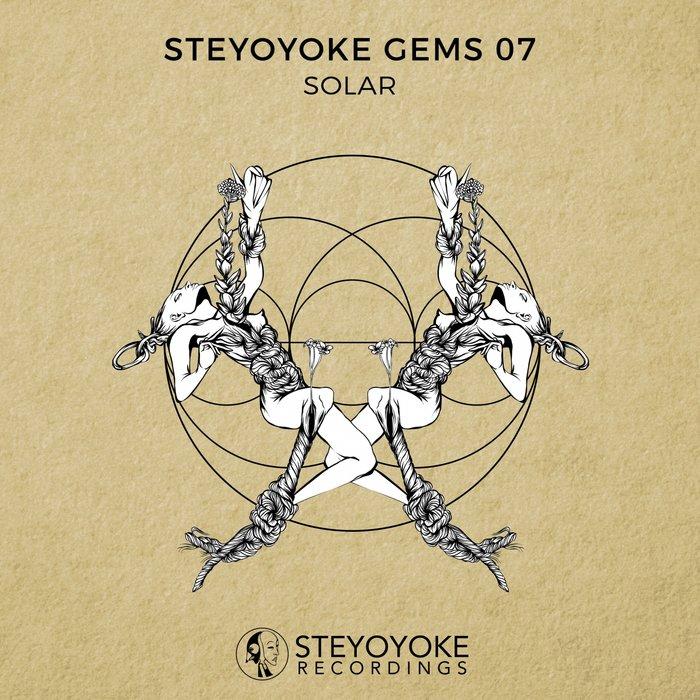 VARIOUS - Steyoyoke Gems Solar 07