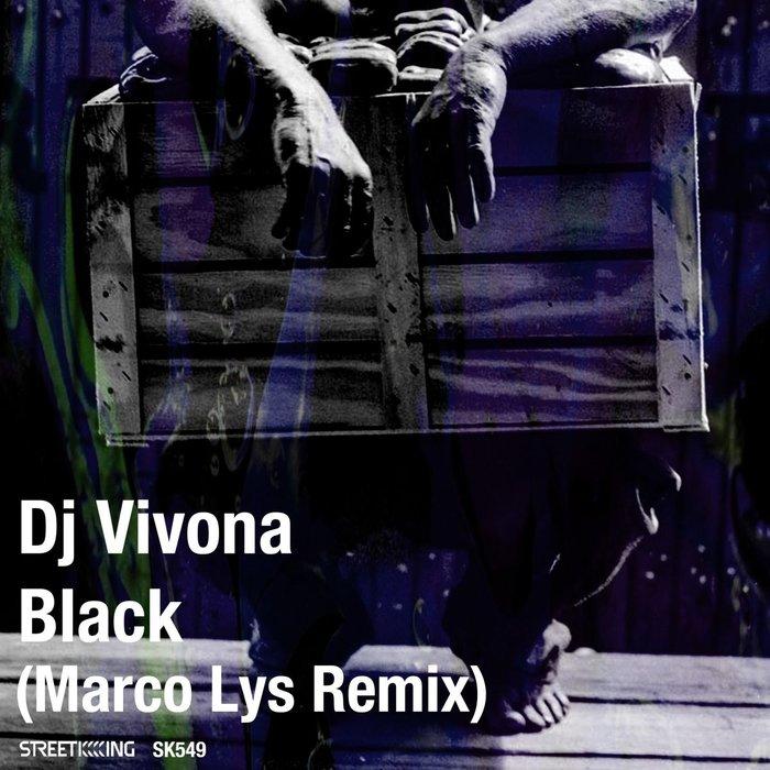 DJ VIVONA - Black
