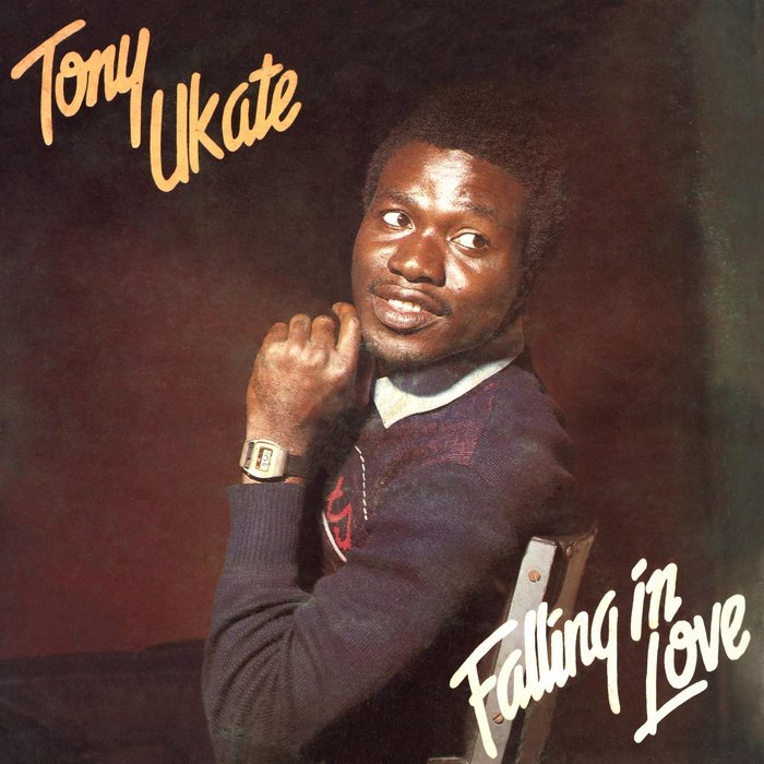 TONY UKATE - Falling In Love