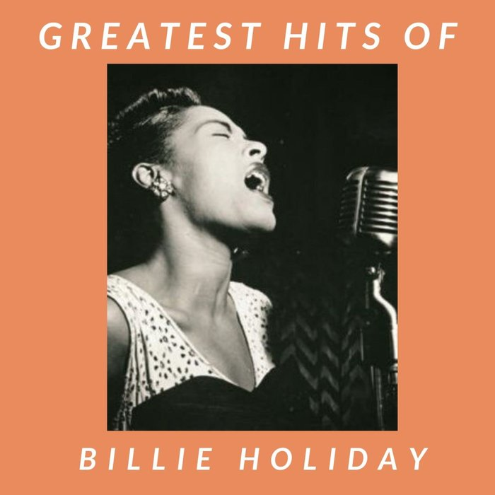 BILLIE HOLIDAY - Greatest Hits Of Billie Holiday