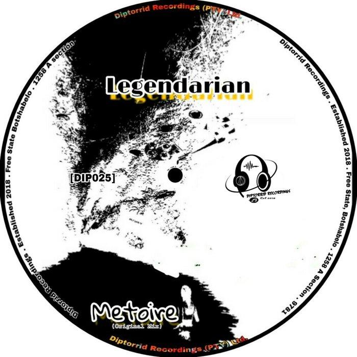 LEGENDARIAN - Metoire