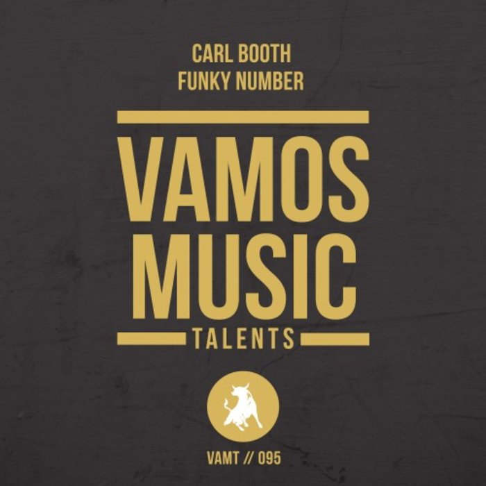 CARL BOOTH - Funky Number