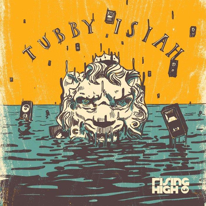 TUBBY ISIAH - Rising High LP